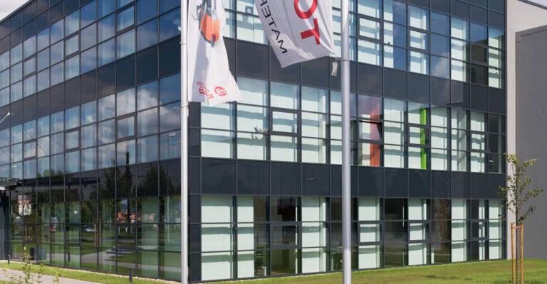 Toyota Material Handling Deutschland birojs
