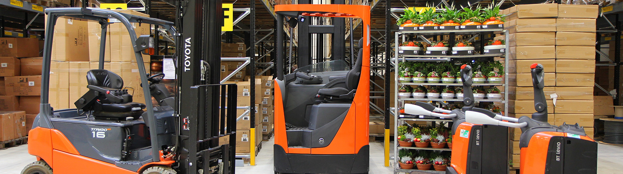 Nieuwe trucks PT Creations