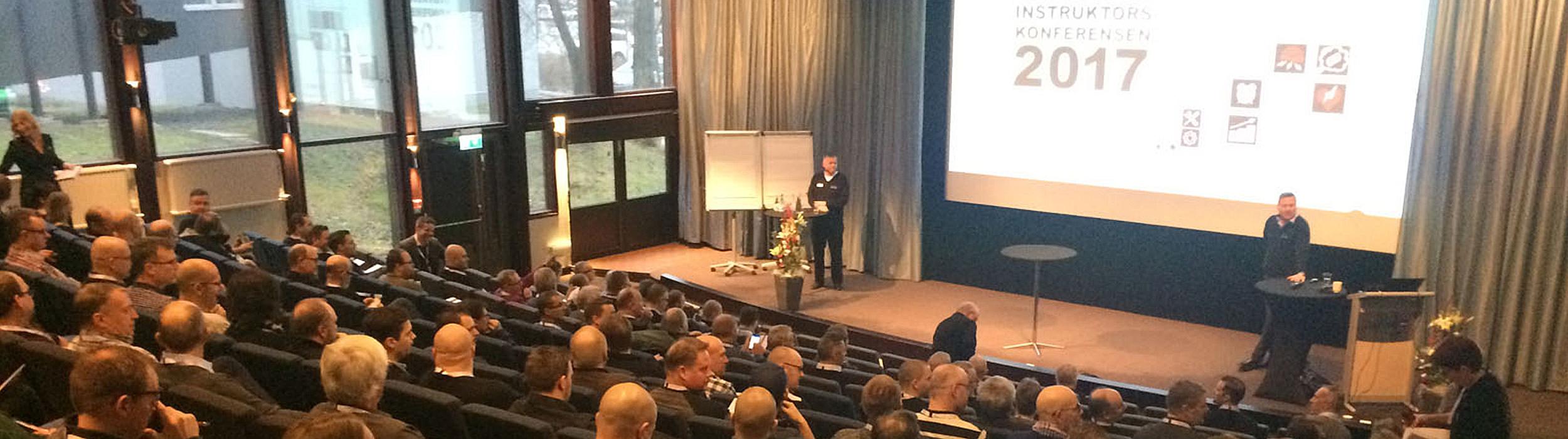 Årlig konferens om Truckförarutbildning