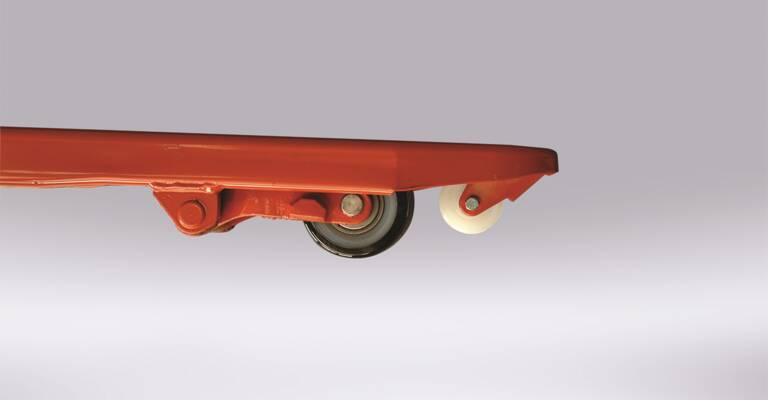 rodas para porta paletes