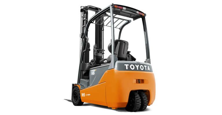 Li-ionové baterie a Toyota Traigo