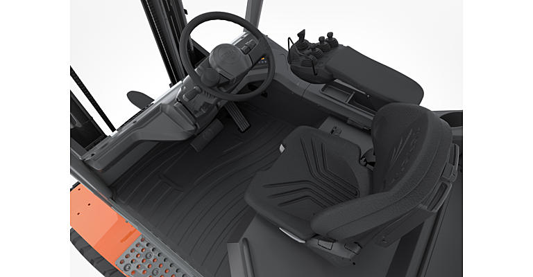Utmärkt körkomfort i nya Toyota Traigo80