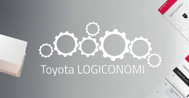 Toyota Logistic design and engineering concept winners