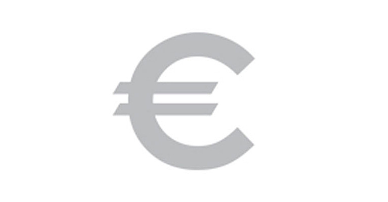 Ikona měny Eura