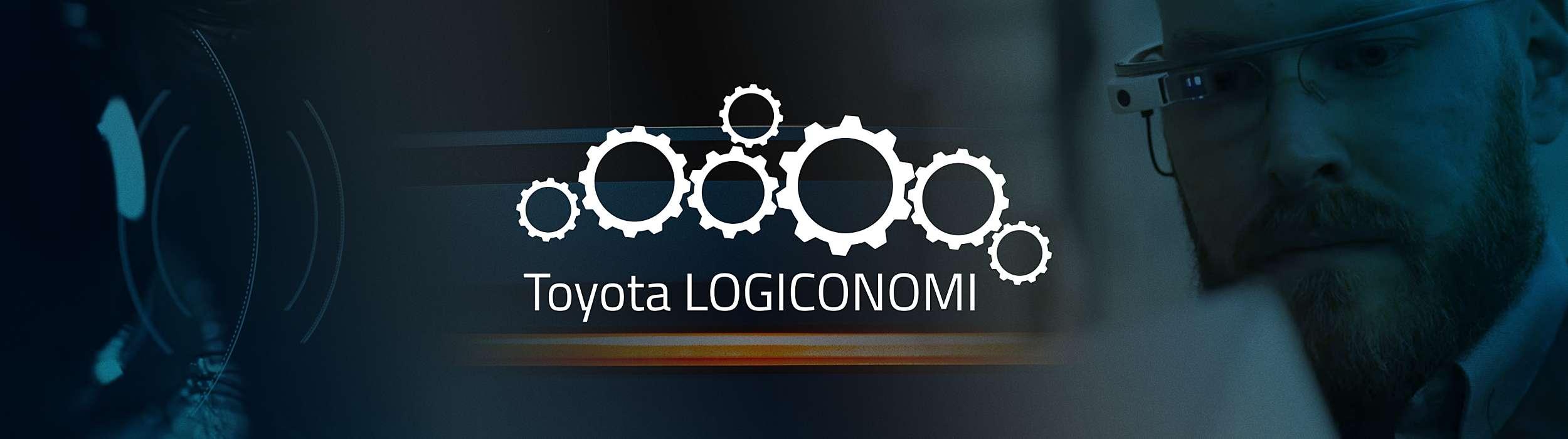 imagen abstracta con logo logiconomi