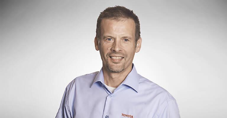 Servicechef Sønderjylland - Uffe Binderup Jensen