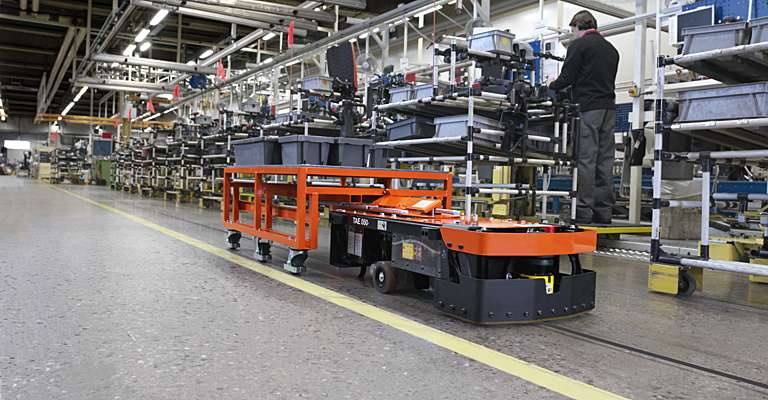 TAE050 automated guided vehicle