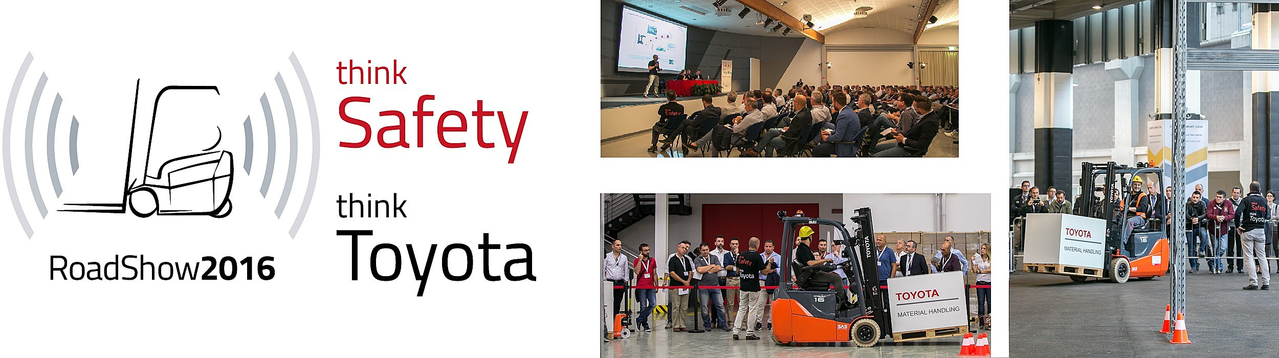 Road Show 2016 - Think Safety, Think Toyota!
