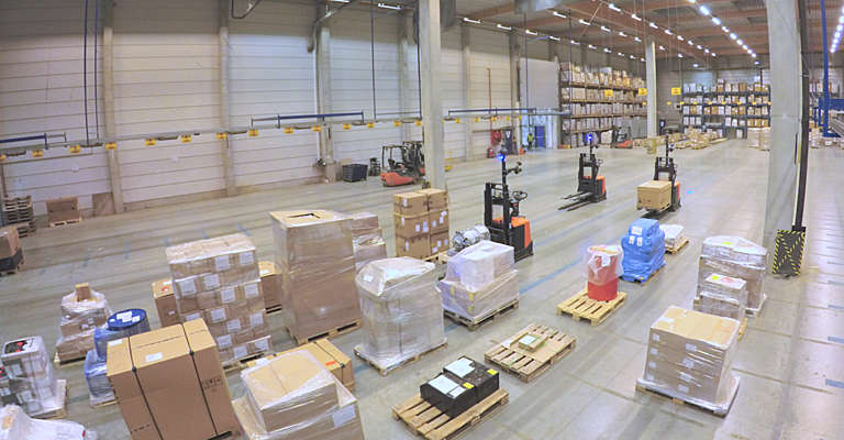 DSV Warehouse