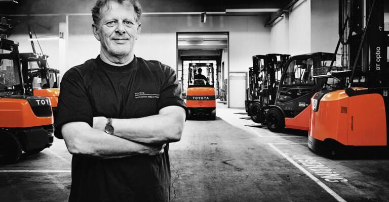 Kursinstruktør Truckførerkurs