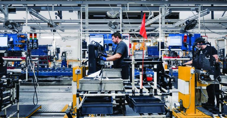 Fábrica Toyota muda para biogás líquido