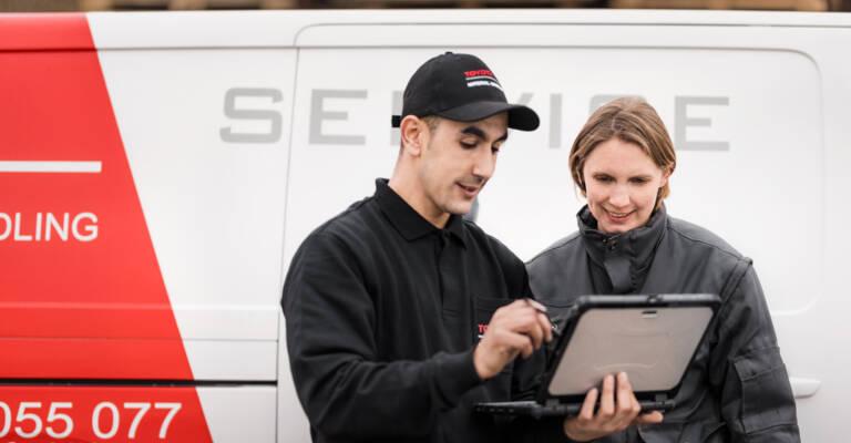 Servicetekniker Gudbrandsdalen