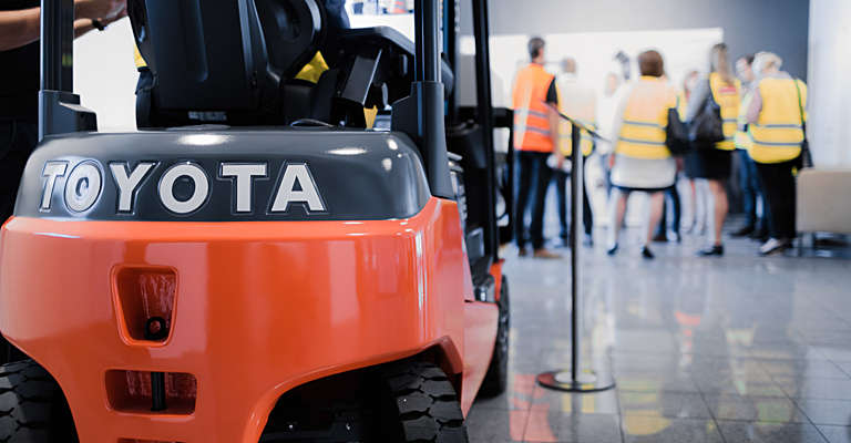 Image result for Solutions to all your Toyota Material Handling Problems