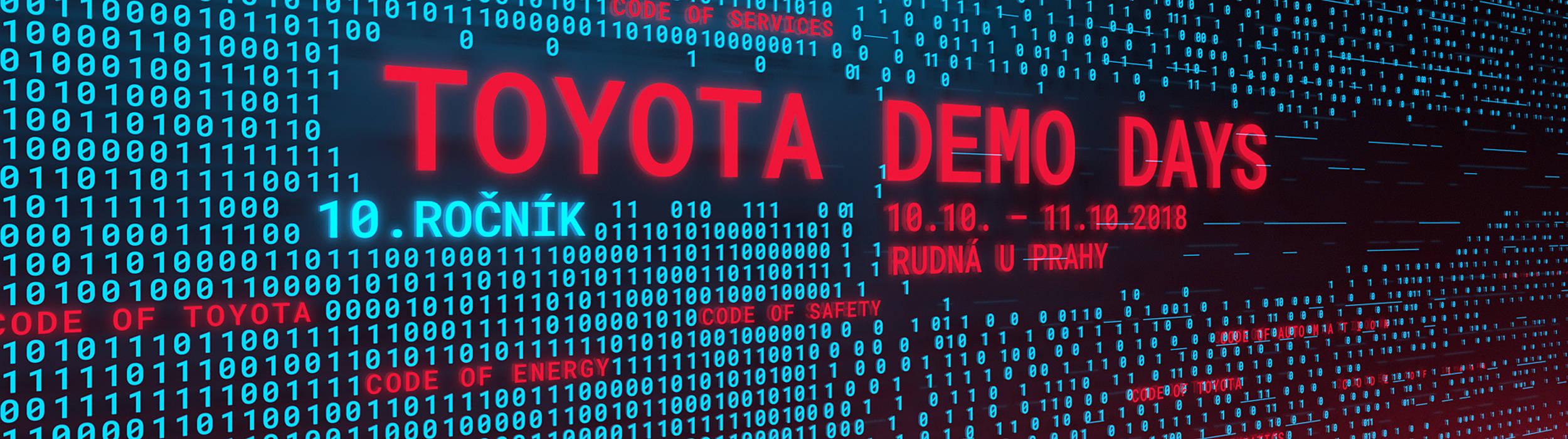 Toyota Demo Days 2018 - setkání logistických odborníků