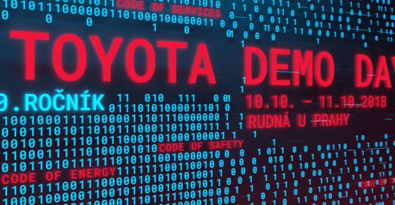 Toyota Demo Days 2018, 10. ročník - setkání logistických odborníků