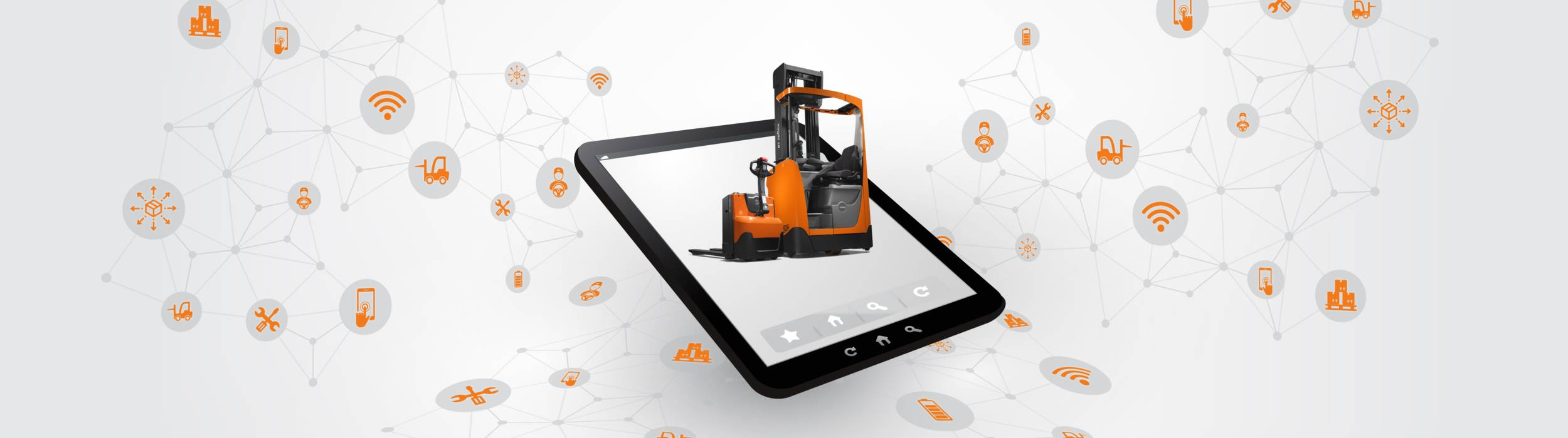Connected & Smart Trucks from Toyota Material Handling Malta
