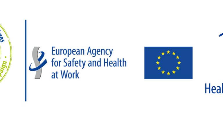 EU-OSHA logo
