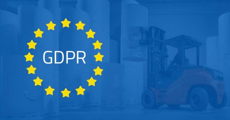 GDPR, toyota material handling sweden