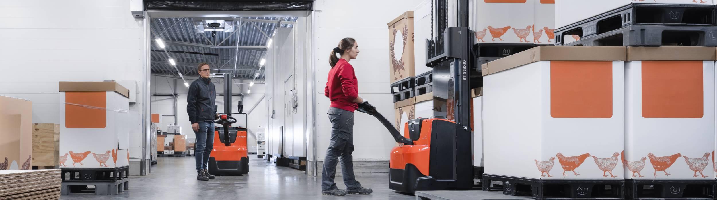 BT Staxio W-serien - bredere udvalg af funktioner til rådighed for øget sikkerhed og produktivitet