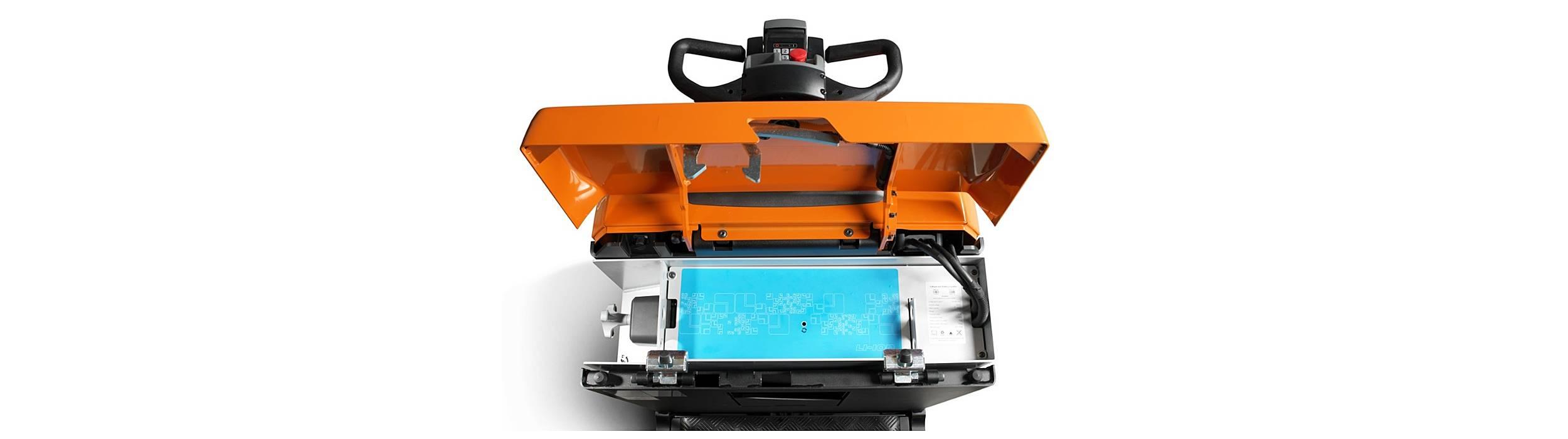 Sistemas de baterías de iones de litio de Toyota