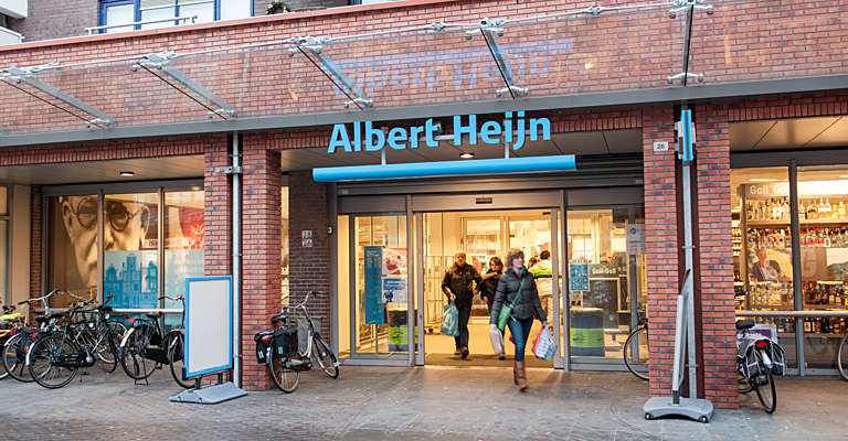 Albert Heijn from outside