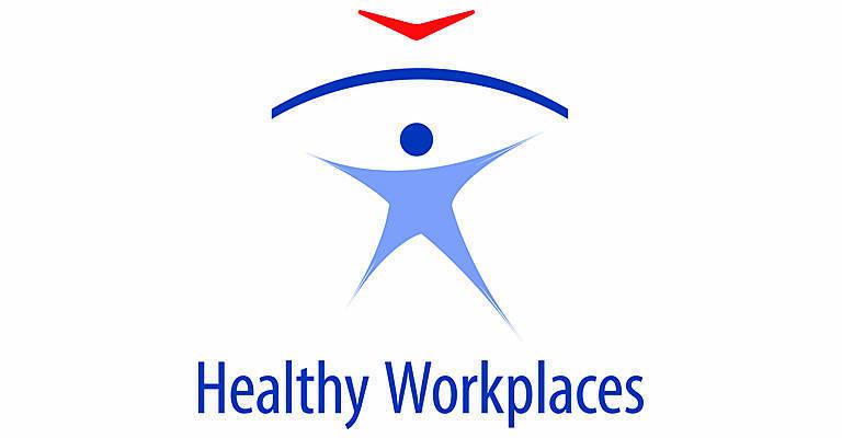 Logo Healthy Workplaces