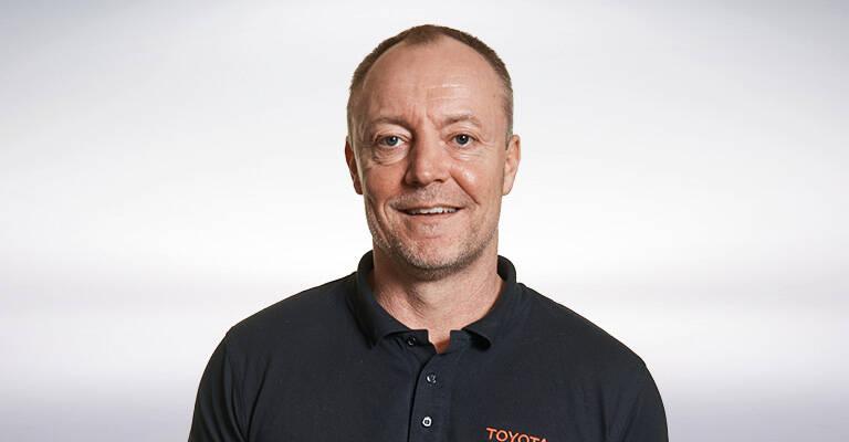 Thomas Nygaard Toyota Material Handling