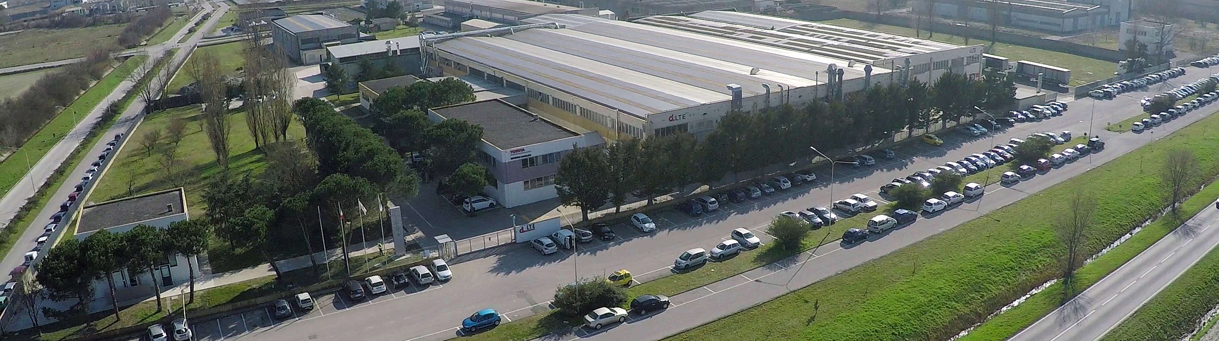 Fabryka w Ferrarze