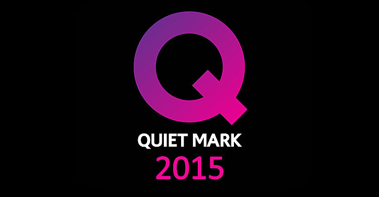 Logo Quiet mark 2015