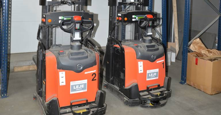 Forklift, warehouse trucks, services and solutions