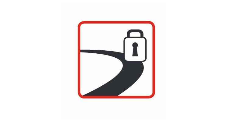 Cilindro de bloqueio do eixo traseiro