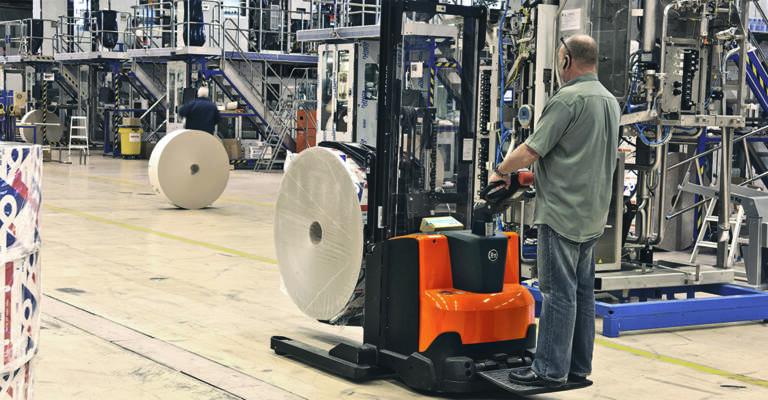 Pallestabler til lette løft fra Toyota