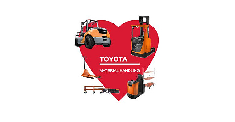 The top 5 forklift & warehouse trucks we love