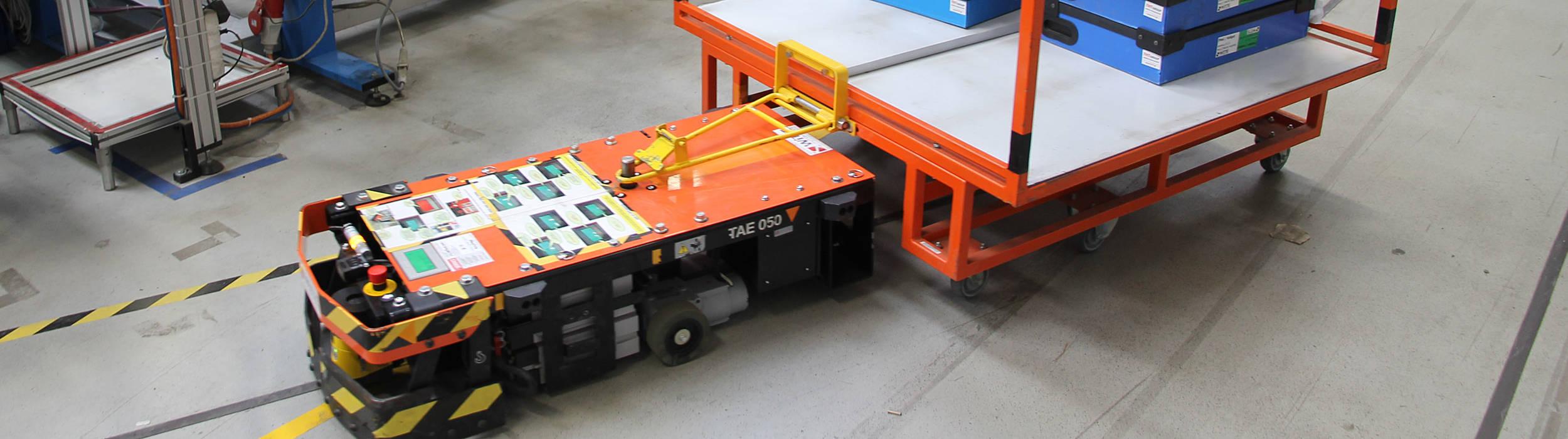 Automat TAE050 v ostrém provozu ve Witte