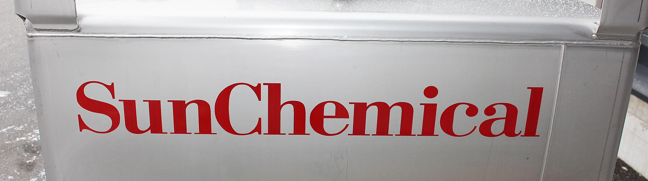 Suomessa Sun Chemical Oy tekee yhteistyötä Toyota Material Handlingin kanssa