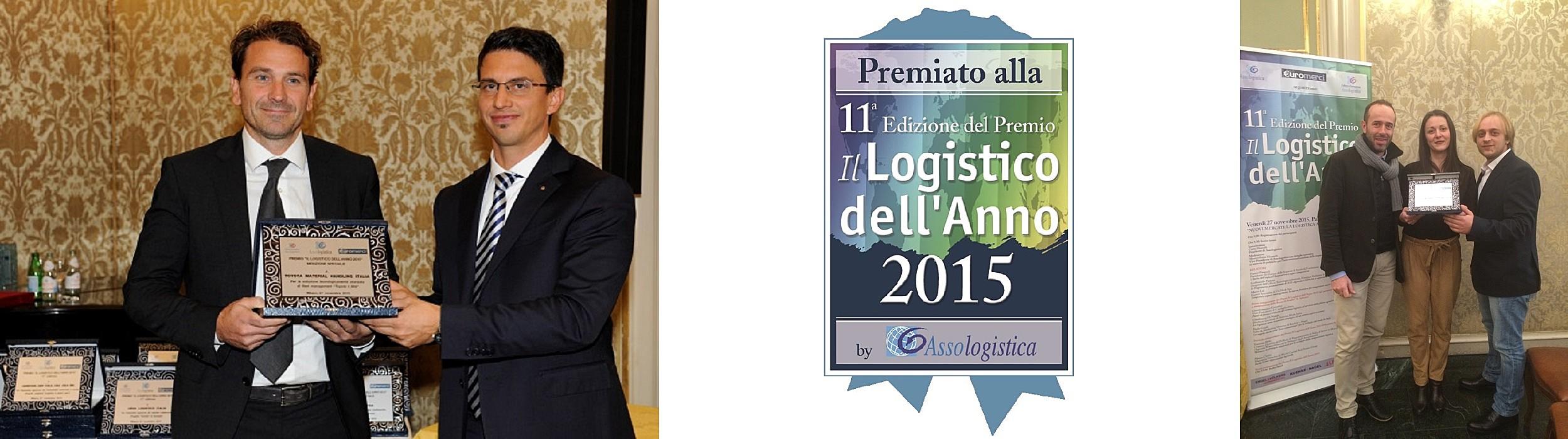 Premiazione - Premio Logistico dell'Anno