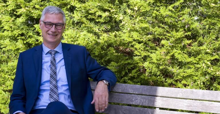Mathias Fischer CEO Toyota Material Handling Europe