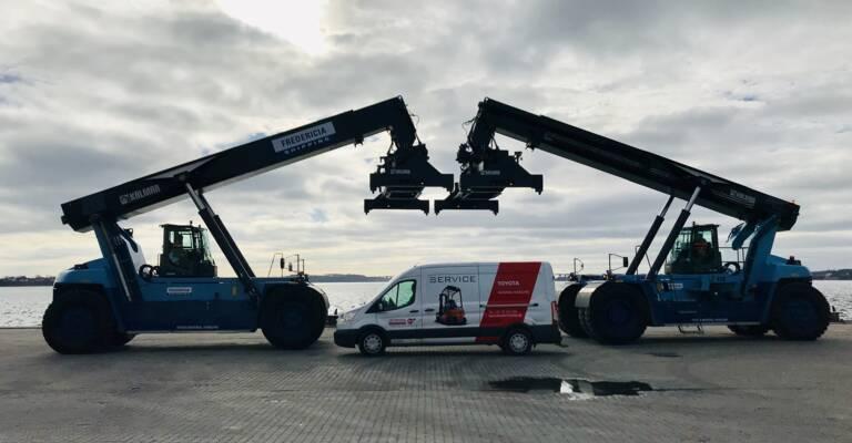 Truckservice Kalmer