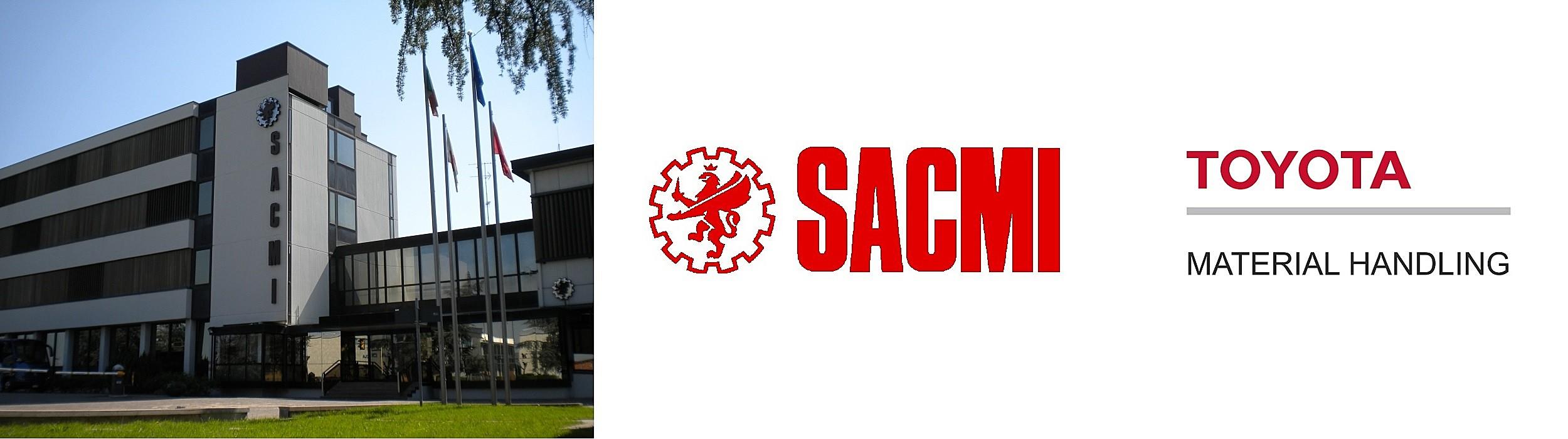 Sacmi e Toyota Material Handling Italia
