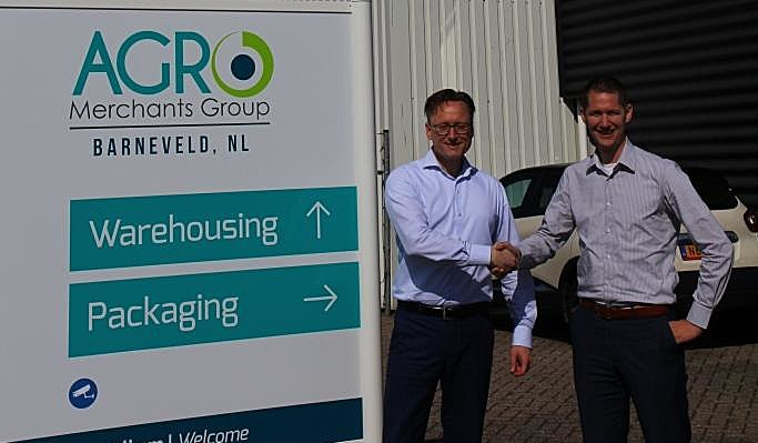 Agro Merchants Groups a Toyota Material Handling