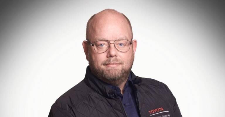 Thomas Mørkenborg Toyota Material Handling
