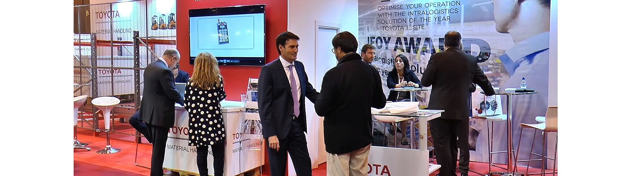 Feria Logistics & Distribution 2016