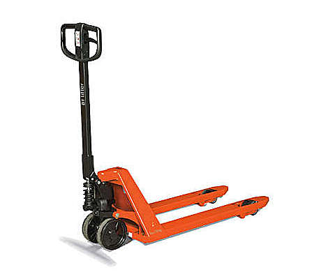 Specialised hand pallet truck