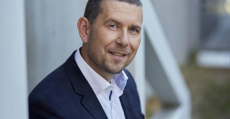 František Mikeš, Obchodní a marketingový ředitel Toyota Material Handling CZ s.r.o. profilová fotografie