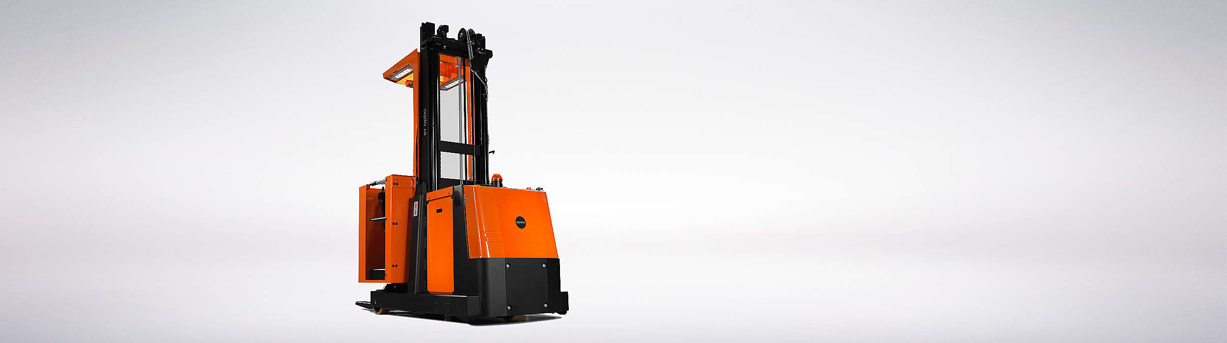 BT Optio M-series - Ideal for picking in confined operations.