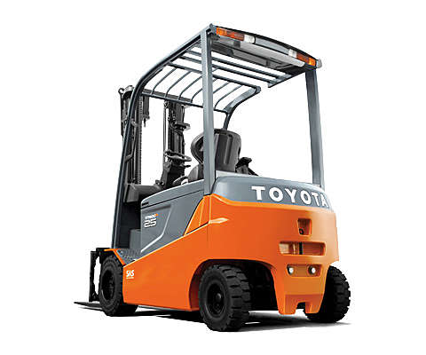 80-V electric counterbalanced truck