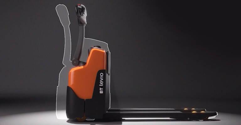 Transpalette électrique lithium ion de Toyota Material Handling