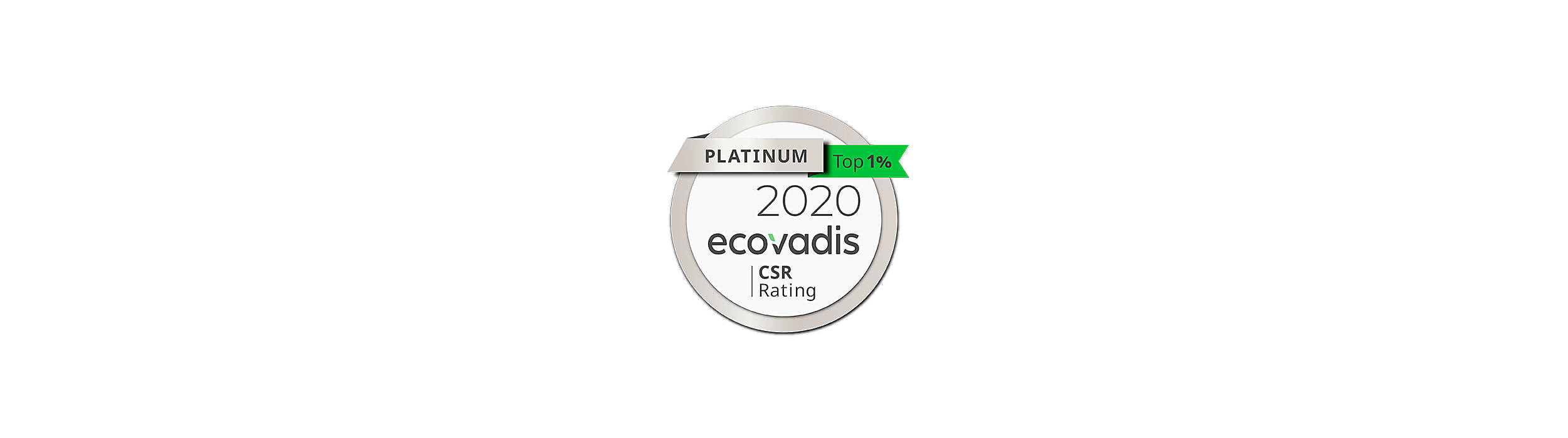 Toyota Material Handling reçoit la médaille Platine d'EcoVadis
