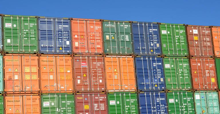 Kalmar Fredericia shipping