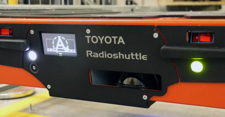 Toyota Radioshuttle RS6.0